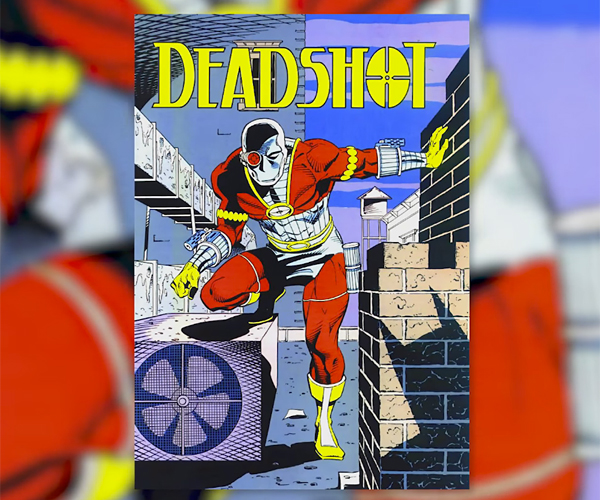 The History of Deadshot