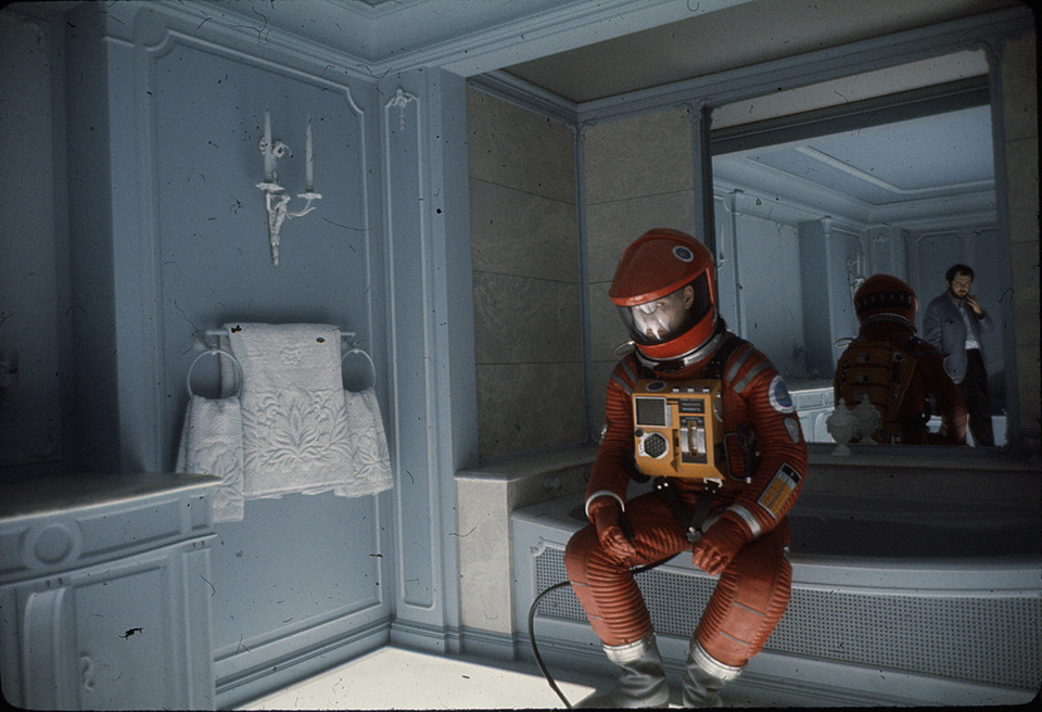 2001: A Space Odyssey Behind-the-Scenes Photos