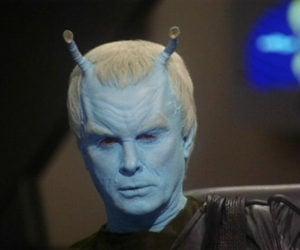 Star Trek: Discovery Alien Teased