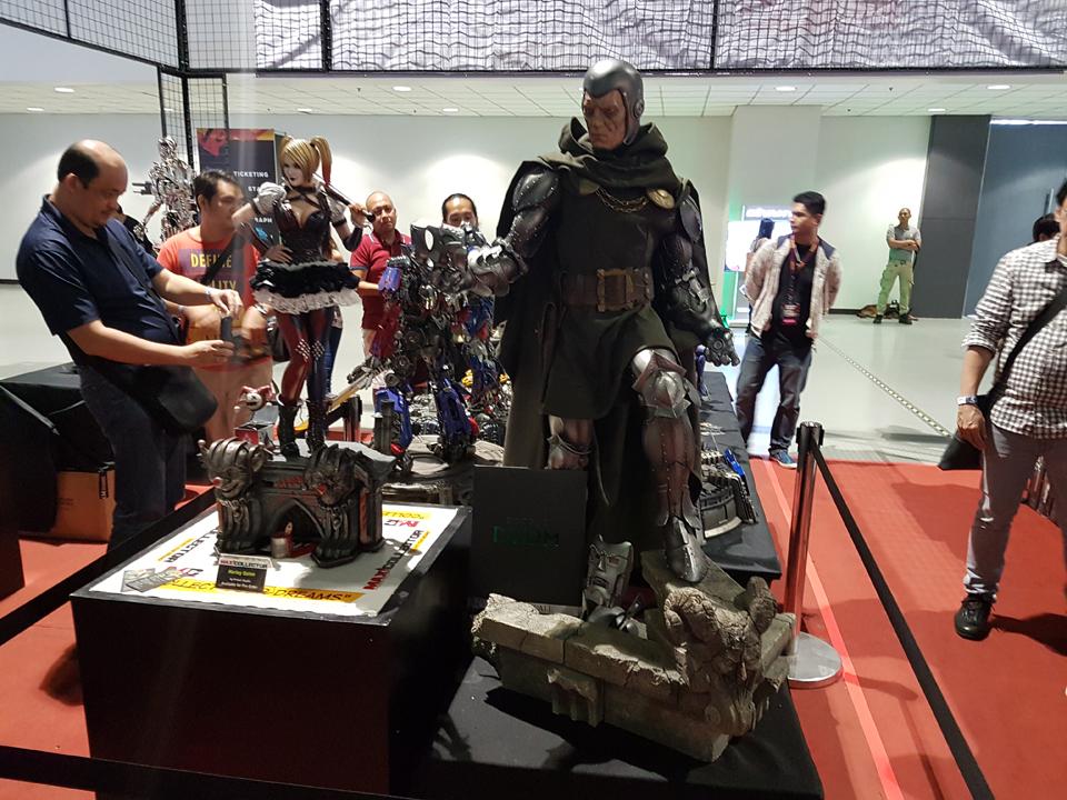 AsiaPOP Comicon Manila 2016 Highlights