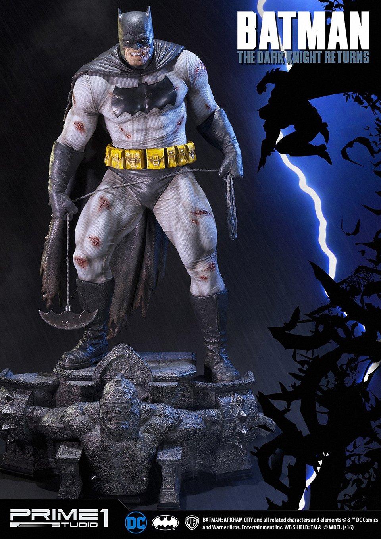 Prime 1 Studio Batman The Dark Knight Returns Statue