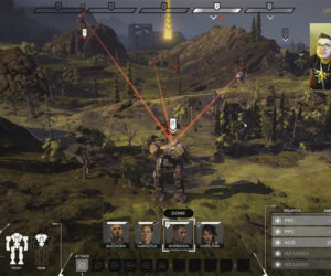 BATTLETECH Tactical Turn-based RPG Gameplay