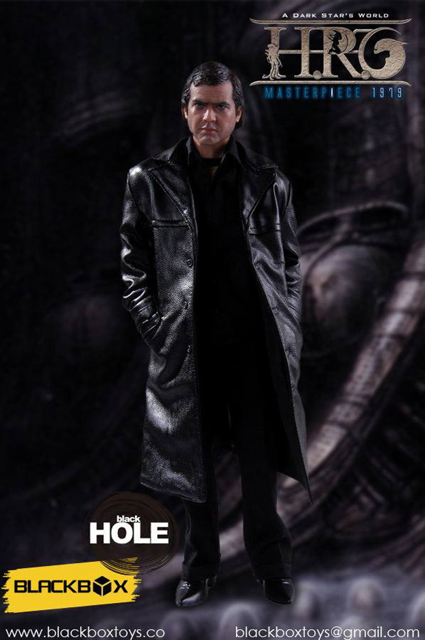 Blackbox H.R. Giger 1/6 Scale Action Figure