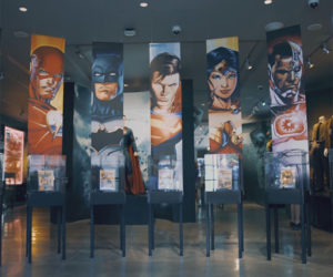 Warner Bros. Studios' DC Universe: The Exhibit