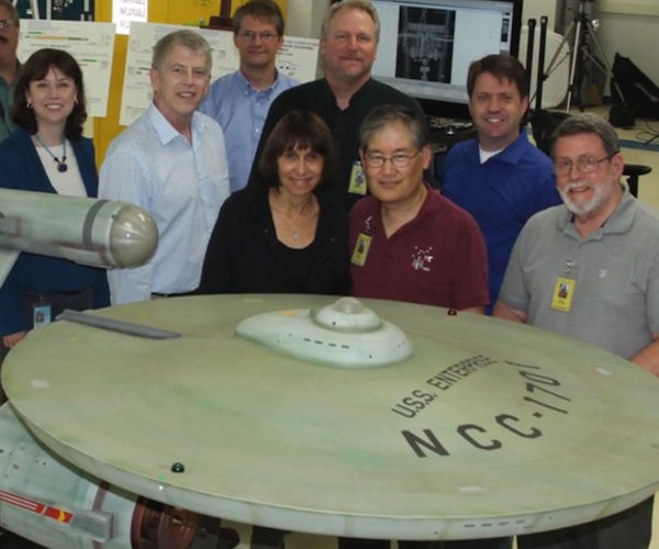 SPACEDOCK: The Restoration of the Original USS Enterprise