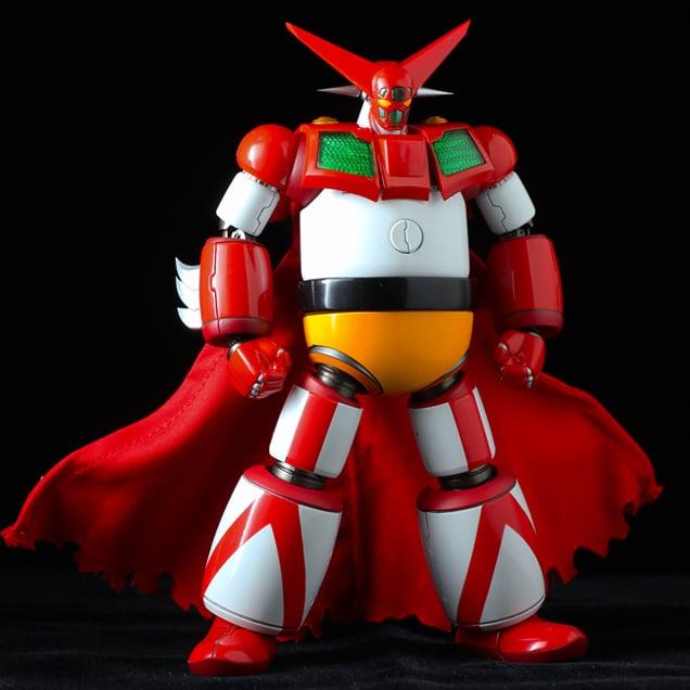 Getter Robo Toys 8