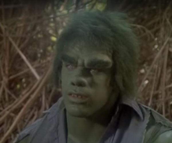 Hulk vs. Ewok