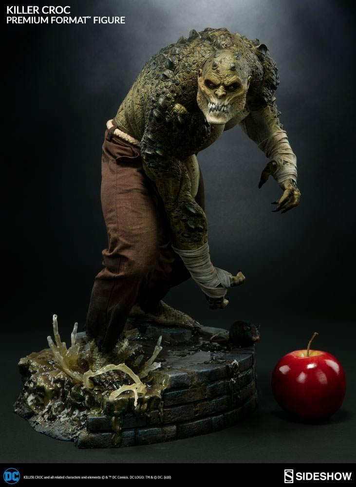 Sideshow Killer Croc Premium Format Figure Mightymega