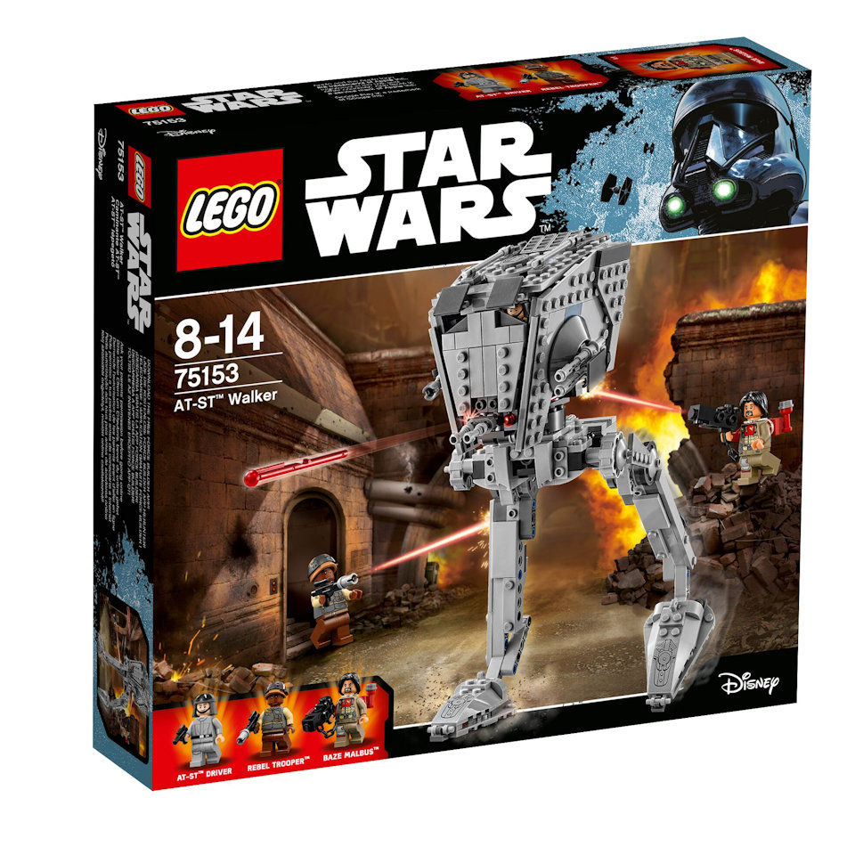 Star Wars Lego Toys : Official lego star wars rogue one sets break cover