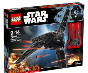 Official LEGO Star Wars Rogue One Sets Break Cover