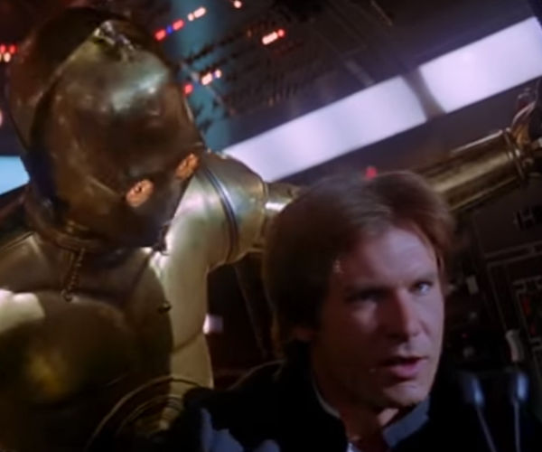 The Empire Strikes Back Gets a Rogue One Style Trailer