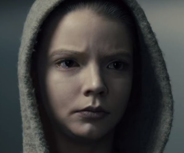 Morgan Looks Downright Scary in New Clip