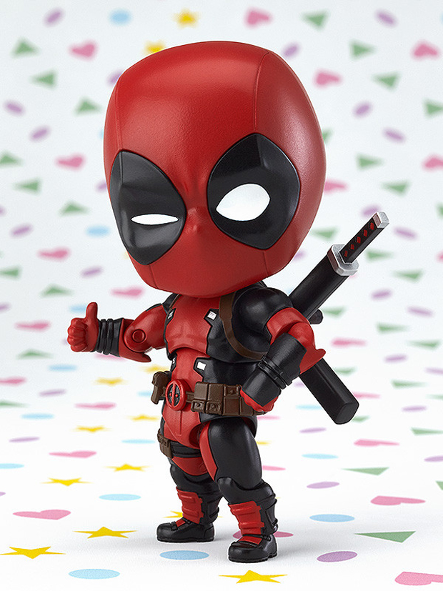 Nendoroid Deadpool Action Figure