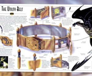 The Origin of Batman's Utility Belt