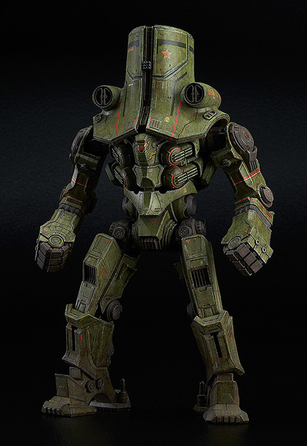 Plamax Pacific Rim Cherno Alpha Action Figure - MightyMega Pacific Rim Jaeger Cherno Alpha