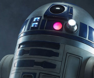 Sideshow Collectibles x Nerdist Life-size R2-D2 Giveaway