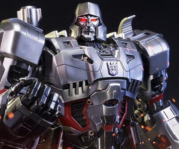Prime 1 Studio Premium Masterline Megatron G1 Statue