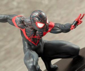 Kotobukiya Ultimate Spider-Man ARTFX+ Statue