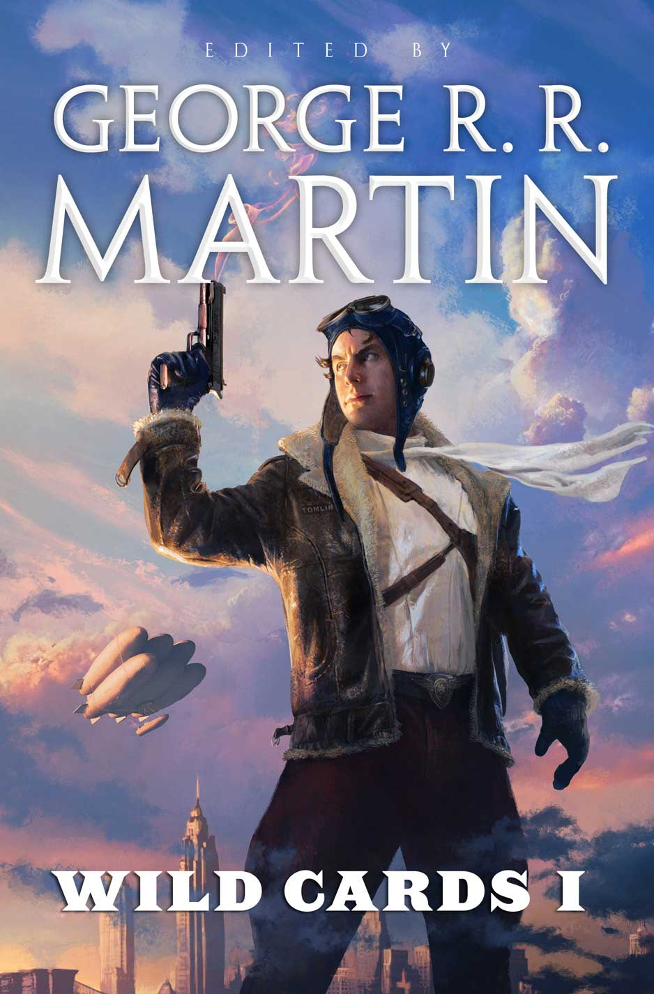 George R.R. Martin Announces Possible Wild Cards TV Series