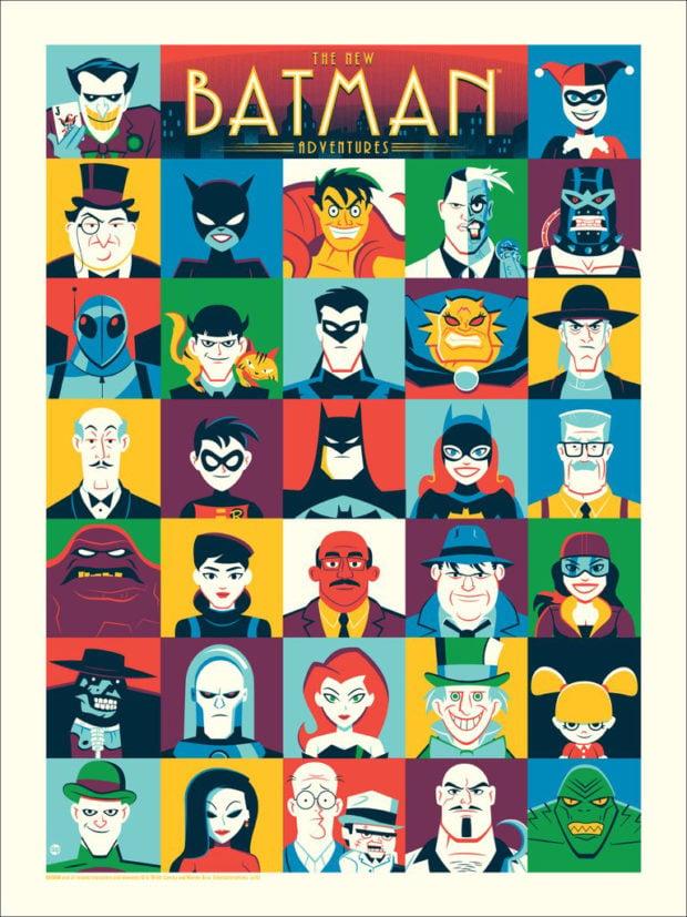 batman_animated_series_new_adventures_posters_mondo_dave_perillo_2
