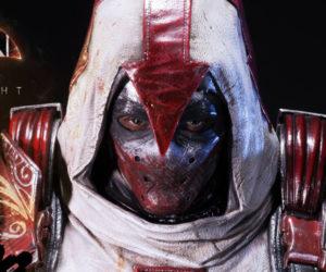 Prime 1 Batman: Arkham Knight Azrael Statue
