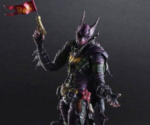 Square Enix Batman Joker Hybrid Figure: The Dark Knight-Mare
