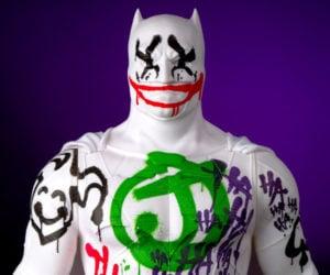 Jakks Pacific BvS The Joker's Wild Batman Action Figure