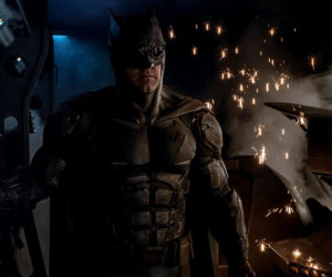 Zack Snyder Teases Batman's Justice League Tactical Batsuit