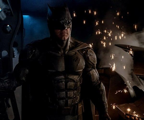 Zack Snyder Teases Batman's Justice League Tactical Batsuit