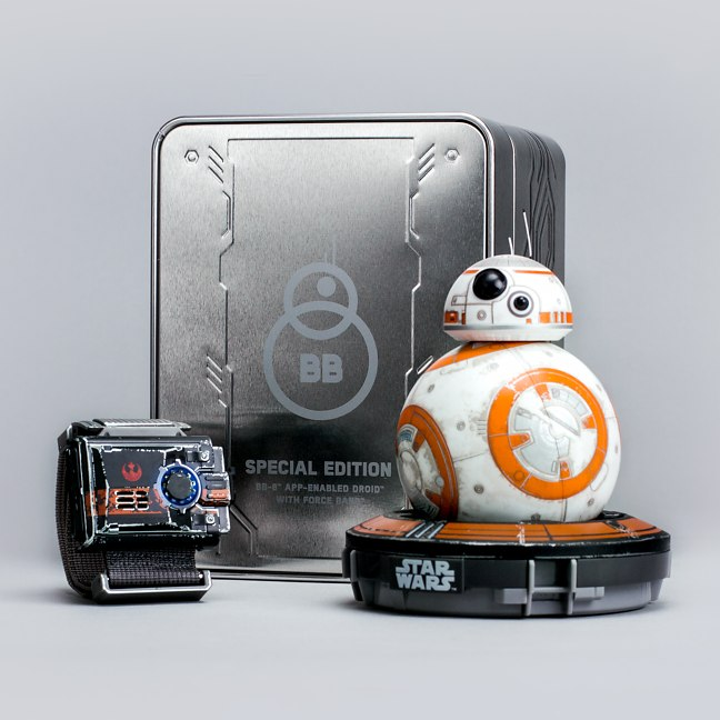 Sphero Battle-Worn BB-8 and Force Band