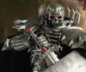 Threezero Berserk Skull Knight 1/6 Scale Action Figure