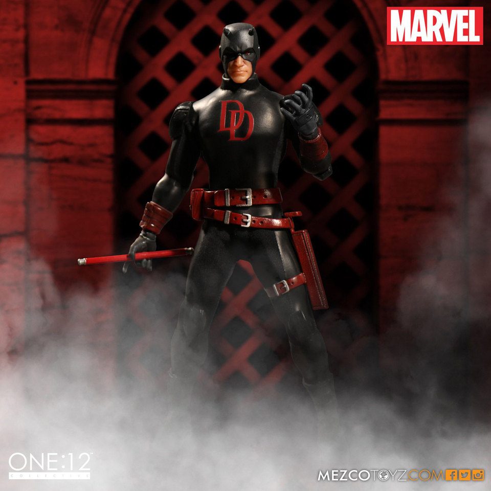 Mezco One:12 Collective Daredevil Shadowland Action Figure