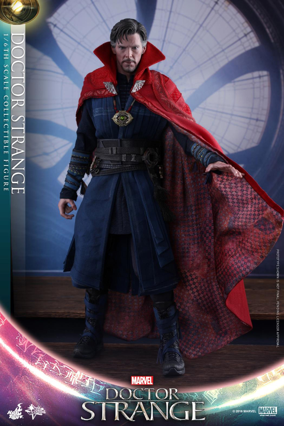 Hot Toys Doctor Strange 1/6 Scale Action Figure
