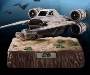 Beast Kingdom Egg Attack Rogue One Floating U-Wing