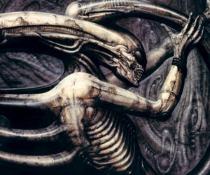 H. R. Giger's Beautiful Monster