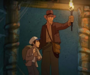 This Fan Made Indiana Jones Animated Trailer Is Perfect