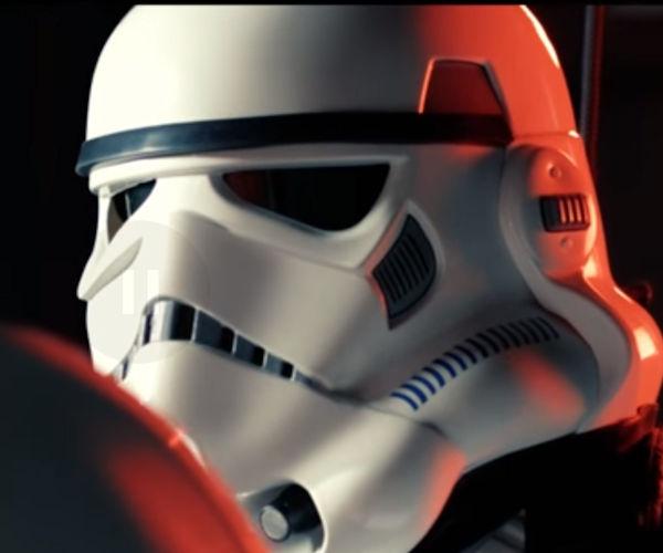 Star Wars Short Film Jakku: First Wave