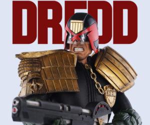 3A Toys Judge Dredd 1/6 Scale Action Figure