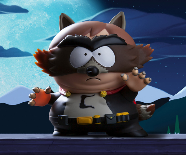 Kidrobot South Park The Fractured but Whole Figures