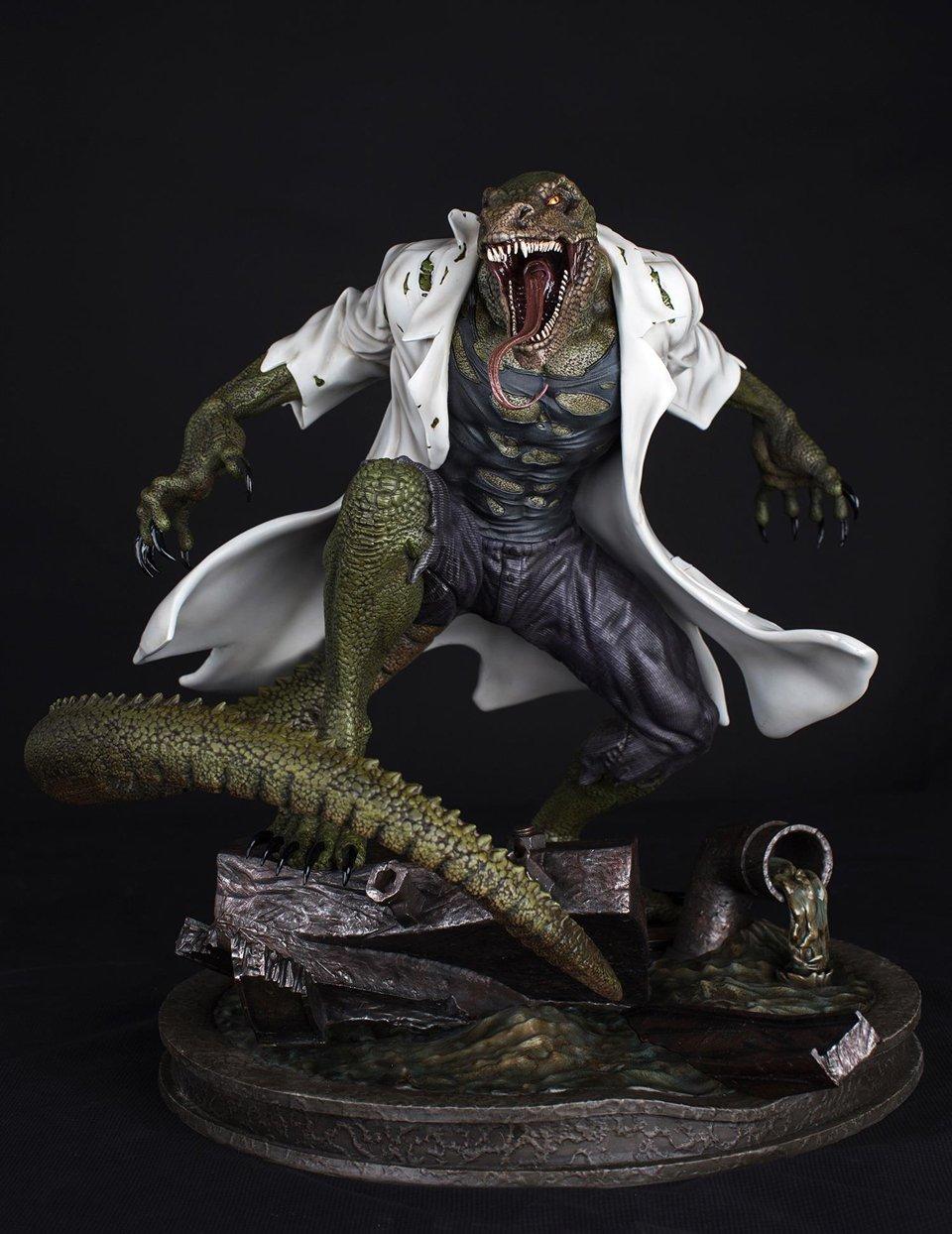 XM Studios Lizard & Vulture 1/4 Scale Statues