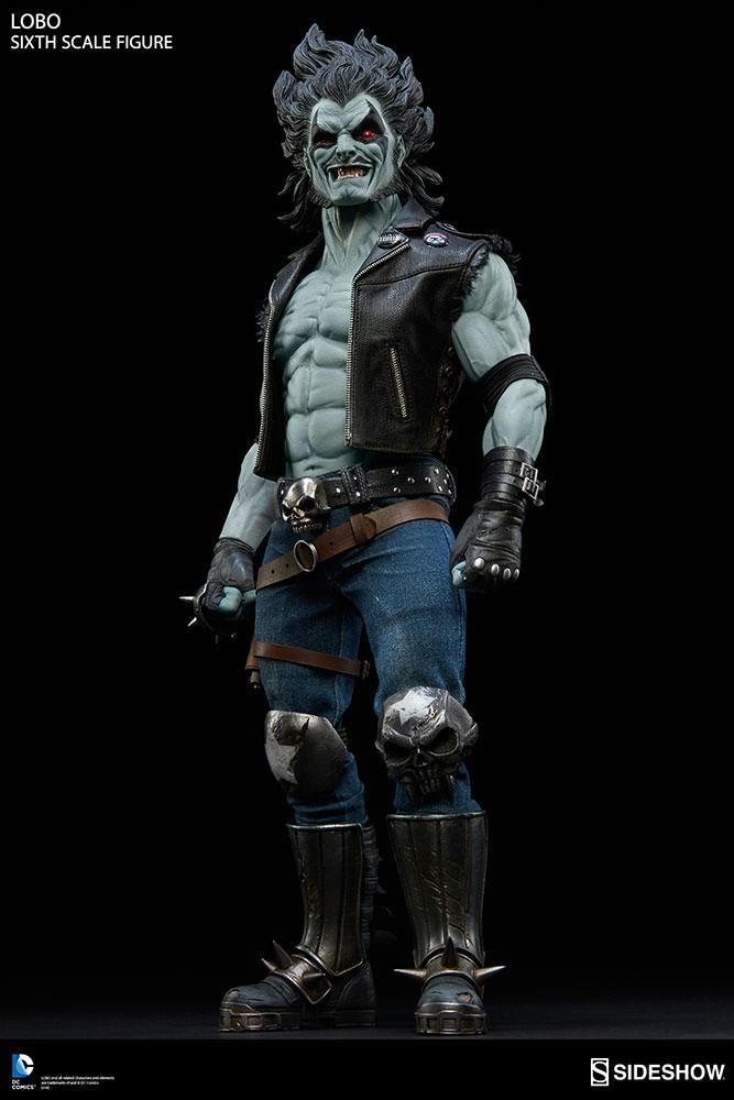 Sideshow Lobo 1/6 Scale Figure