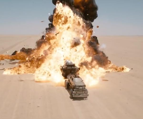 Mad Max Fury Road: Crash & Smash Featurette