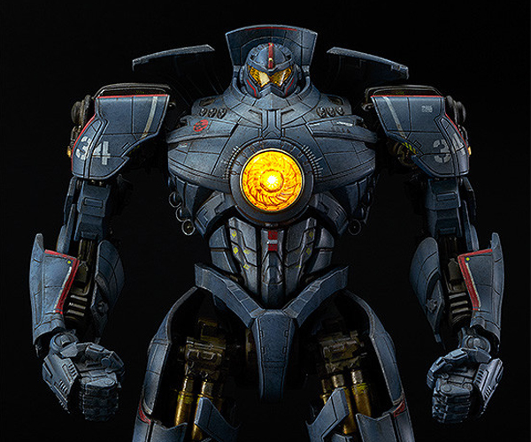 Plamax Pacific Rim Gipsy Danger Action Figure