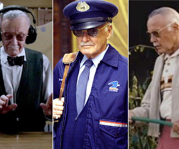 Marvel Has Already Filmed Stan Lee's Next Four Cameos