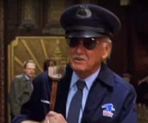 Stan Lee is The Watcher