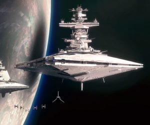 This Star Wars Star Destroyer Redesign Is Badass