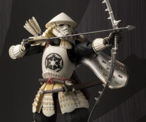 Star Wars Movie Realization Yumi Ashigaru Stormtrooper