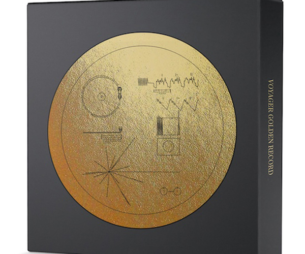 Voyager Golden Record 40th Anniversary Edition 3XLP