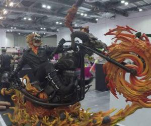XM Studios Singapore Toy Game & Comic Convention 2016 Showcase