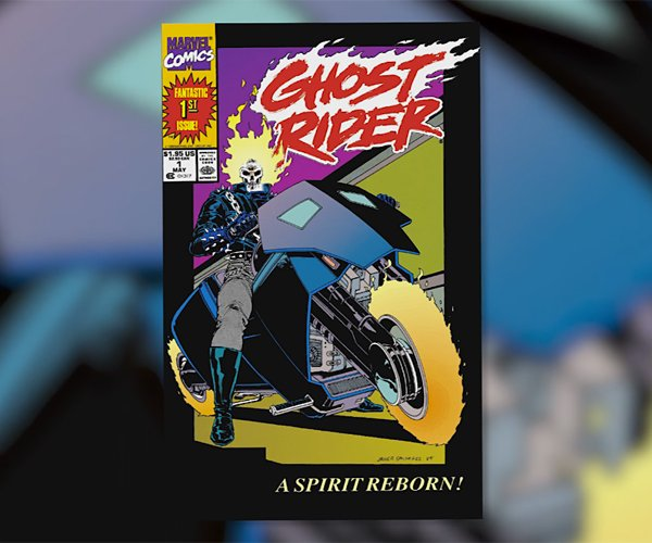 A History of Every Ghost Rider
